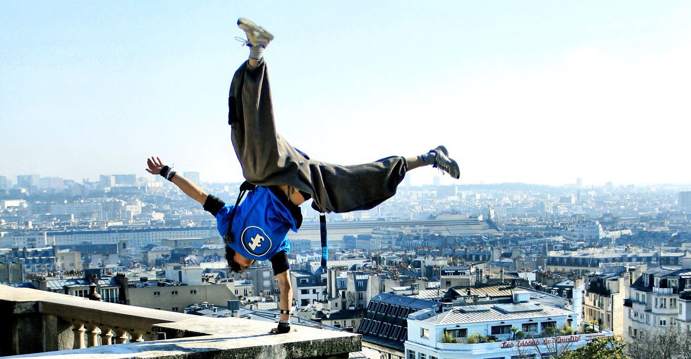 Watch How to Get Started in Parkour or Free Running video