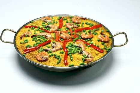 Recettes: Paella - Yummy | Yummy's kitchen | Scoop.it