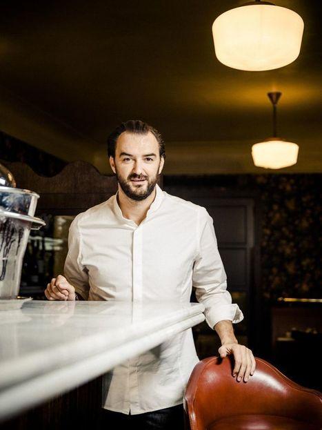 Cyril Lignac, non-stop chef - Libération | Gastronomie Française 2.0 | Scoop.it