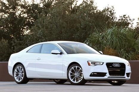 2013 Audi A5 2.0T Quattro Review | Actualité Audi | Scoop.it