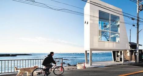 Ce que murmurent les petites maisons du Japon | Architecture pour tous | Scoop.it