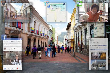 iOptik, le lenti a contatto con realtà aumentata | Realtà Aumentata. | Scoop.it