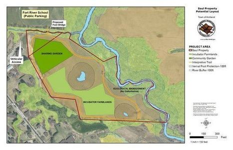 Amherst Town Meeting approves spending CPA money to buy land for recreation, farming | This Gives Me Hope | Scoop.it