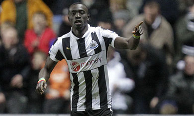 Papiss Cissé's Wonga stand is clash of money and ethics for Newcastle | Soccer - Football - Fantasy - Games etc | Scoop.it