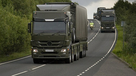 SNP MP calls for transparency regarding nuclear convoys in Scotland | Scotland Matters | Scoop.it