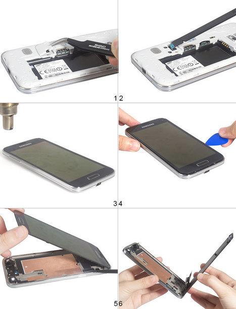 Samsung Galaxy S5 Mini LCD Screen Repair and Replacement Guide | Smartphone DIY Repair Guide | Scoop.it