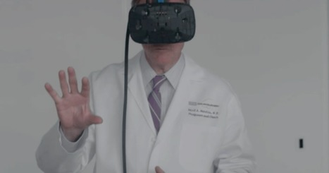 The incredible future of virtual reality isn't video games or movies. It's medicine.   Trends!   Scoop.it