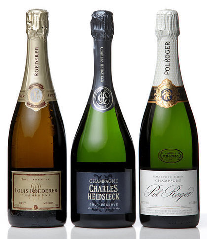 Wine School: Champagne - New York Times | Sparkling Wines | Scoop.it