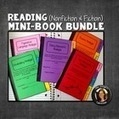 Interactive Notebooks Bundle: All 5 Mini-Books for Reading | Common Core Resources for ELA Teachers | Scoop.it