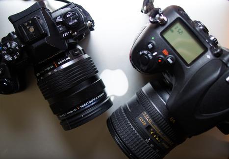 Nikon D800 vs Olympus E-M1 - Qamera.com | Olympus OM-D E-M1 | Scoop.it