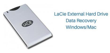 LaCie External Hard Drive Data Recovery on Windows/Mac!!! | Rescue Digital Media | Scoop.it