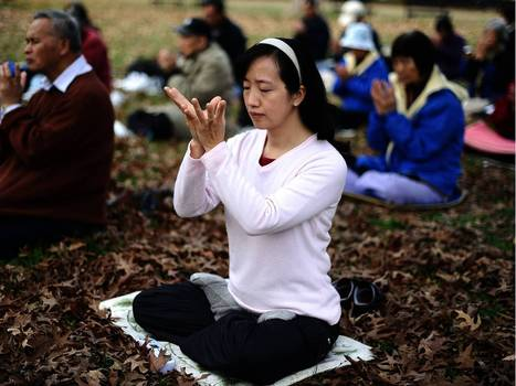 Spiritual or religious activity may protect against depression by thickening brain cortex   Religion   Scoop.it