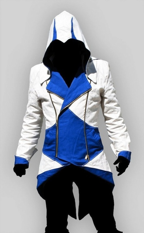 Assassin's Creed Kenway Jacket For All Of Your Parkour Needs | All Geeks | Scoop.it