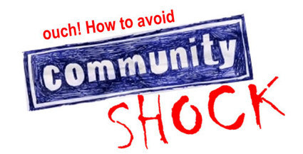 Ouch! 3 Ways To Avoid the Coming Community Shock - Curatti | Marketing Revolution | Scoop.it