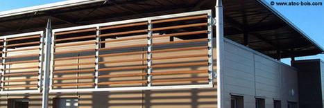 Les brise-soleil, éléments complémentaires des baies vitrées | Le flux d'Infogreen.lu | Scoop.it