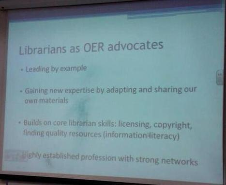 OER13: Evidence, Experience, Expectations | ORIOLE project | Scoop.it