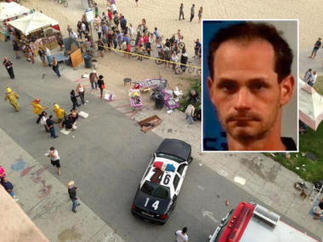 Man charged with murder in Venice Beach boardwalk rampage | Cruise Ship Disasters and Lawsuits | Scoop.it