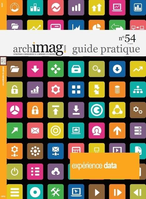 archimag : expérience data | Alerte sur les ouvrages parus | Scoop.it