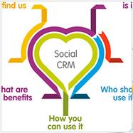 Social CRM Mindmap - Salesforce.com UK | Silicon Pharma | Scoop.it
