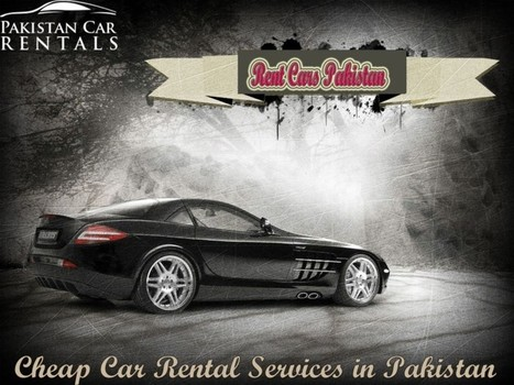 How to spot the best Car Rental Company in Pakistan?   Services   Scoop.it