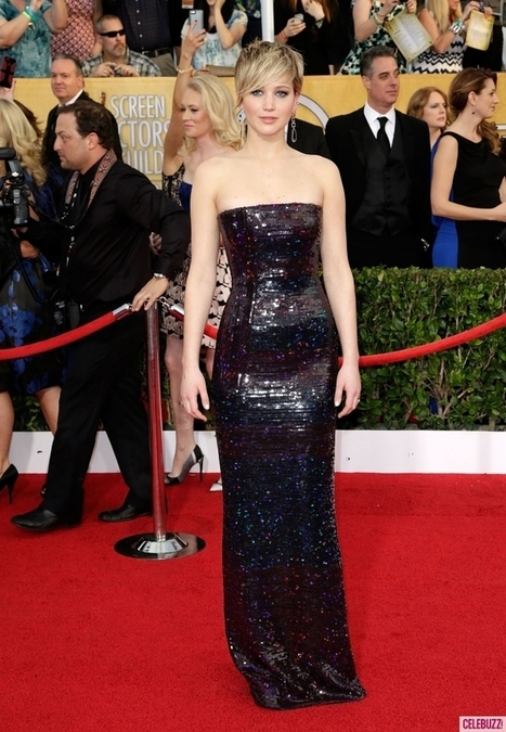 12 of Jennifer Lawrence's Past Red Carpet Looks - Celebuzz | Jennifer Lawrence | Scoop.it