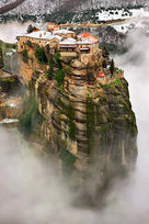 Meteora, 'Suspended in the Air' | Truth, Beauty, Love | Scoop.it