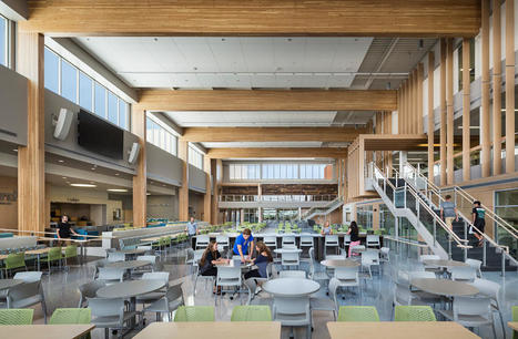 How To Design The Googleplex Of Schools ~ Fast Company ~ by John Brownlee | Into the Driver's Seat | Scoop.it