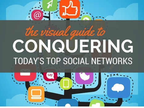 Conquering Today's Top Visual Marketing Social Networks | My Blog 2015 | Scoop.it