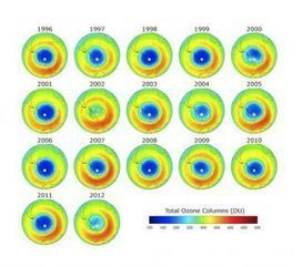 Ozone hole shrinks to record low - Fox News | CLOVER ENTERPRISES ''THE ENTERTAINMENT OF CHOICE'' | Scoop.it