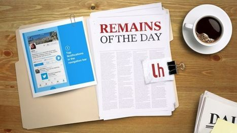 Remains of the Day: Twitter's New Filter Aims to Remove Trolls From Your Notifications | Tools You Can Use | Scoop.it