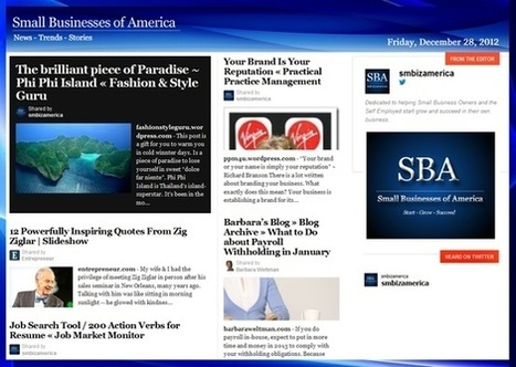 Small Business News | Founder : Small Businesses of America | Scoop.it