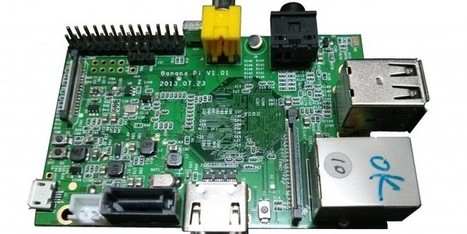The next generation of single board computers begins with Banana Pi - Load The Game   Raspberry Pi   Scoop.it