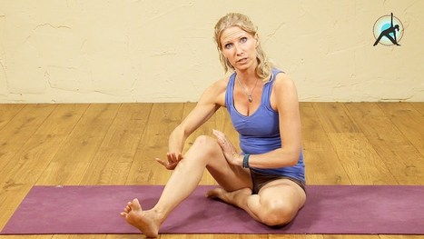 How To Keep Your Knee's Healthy or Heal Your Knee's During Yoga | The Bitcoin Blueprint | Scoop.it
