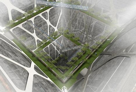 L'Earthscraper, la folie des grandeurs souterraines | Hello from the other site ! | Scoop.it