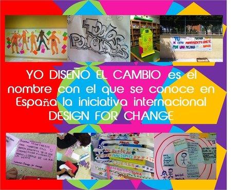 Design For Change School Challenge- Spain | M Jose: Diseña el cambio | Scoop.it