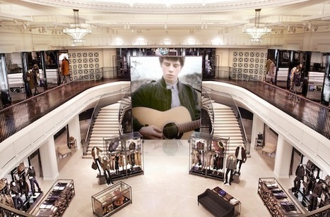 Retail Recon | Burberry's Bet on Retail Entertainment - BoF - The Business of Fashion | Brand Entertainment | Scoop.it