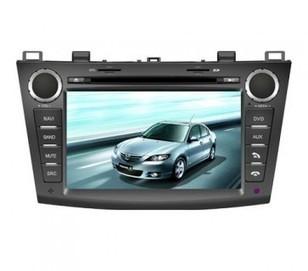Autoradio DVD GPS MAZDA 3 2010 avec écran tactile HD 800* 480 & fonction Bluetooth | Poste Radio << Autoradio GPS << Autoradio pas cher | Scoop.it