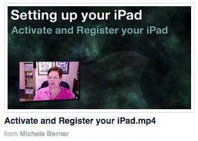 iPad Tips, Tricks and Tutorials on Vimeo | Education | Scoop.it