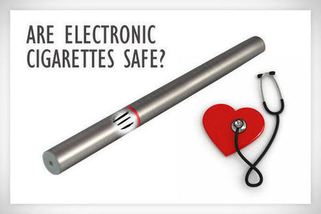 How E-Cigarettes Are Safer Smoking Alternative? | Health | Scoop.it