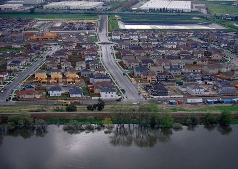Flood risk can be higher with levees than without them | Sustain Our Earth | Scoop.it