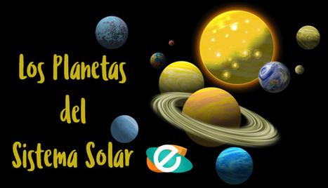Aprendiendo sobre los Planetas del Sistema solar y sus Satélites   Recursos educativos del ISFD 808   Scoop.it