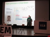 FOSDEM: Android app to control LibreOffice presentations - The H | TDF & LibreOffice | Scoop.it