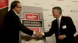 Maryville University, Rawlings create sports management partnership - St. Louis Business Journal | Sports Management 2 | Scoop.it