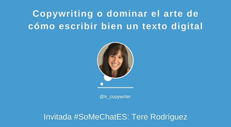 ¿Cómo escribir un texto digital que enganche? Twitter chat | Social Media | Scoop.it