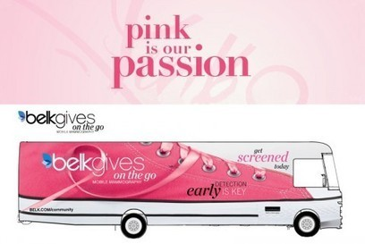Clarksville's Belk Offering Free Mammograms August 9th-10th : Discover Clarksville TN | Belk, Inc. Modern. Southern. Style. | Scoop.it