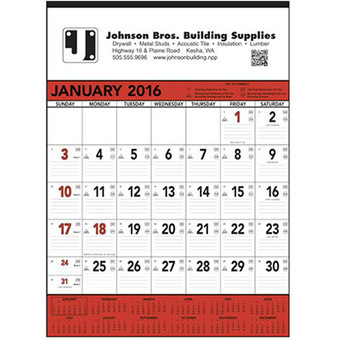 Promo Direct Offers Great Savings On Promotional Calendars For 2016 | PRLog | Business Promotional Ideas and Products | Scoop.it