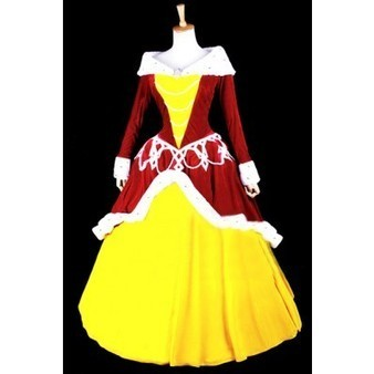 Disney Beauty and the Beast Belle cosplay costume | cosplay costumes | Scoop.it