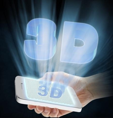 No more science fiction: 3D holographic images | Jeff Morris | Scoop.it