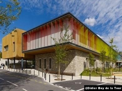 Le Courrier de l'Architecte   Groupe scolaire Daniel Pennac, à La Colle-sur-Loup   Municipales 2014   Scoop.it