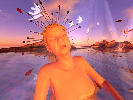 Angry Beth   Crash Test Dummies in Second Life   Scoop.it